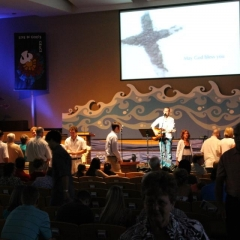 Argyle UMC Worship service