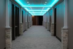 PHUMC Hall Blue Photo