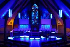 PHUMC Sanctuary LED Blue