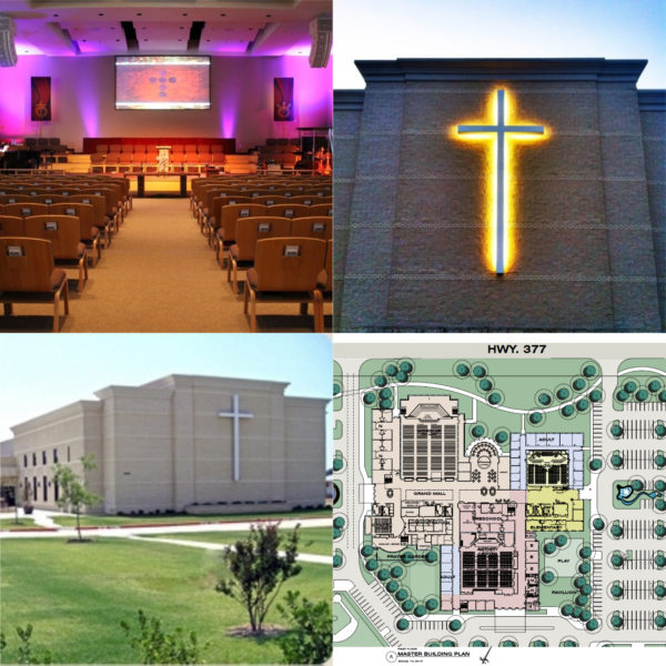 best church architects Dallas