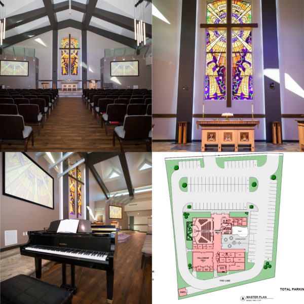 church architect firms Celina