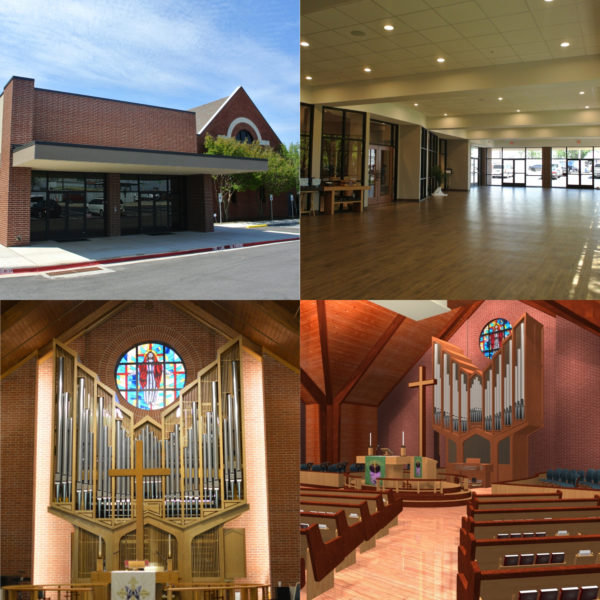 church architect firms Irving