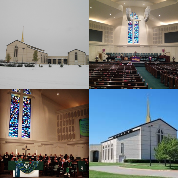 church architecture design Garland